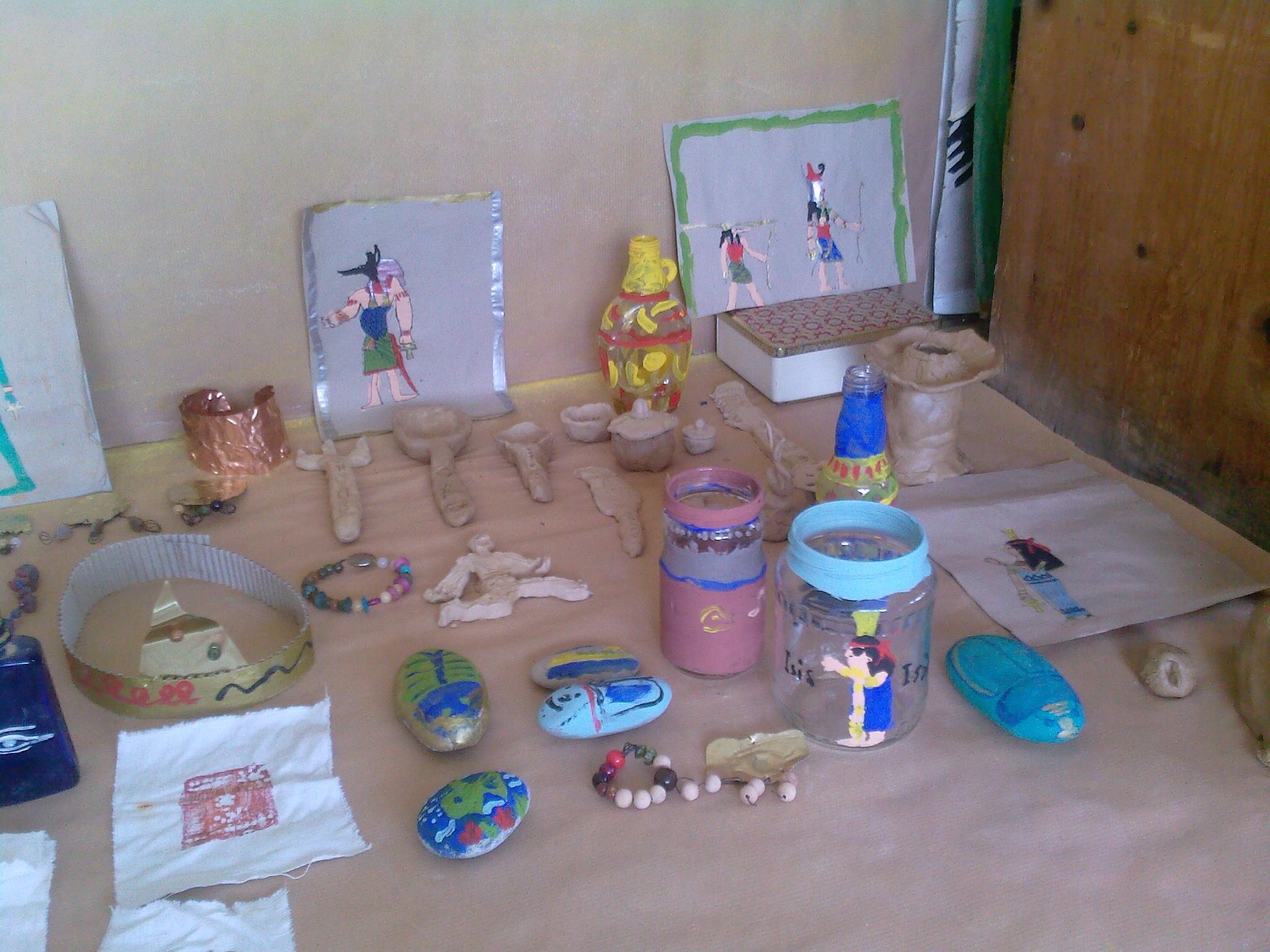 MALSCHULE ZINNOBER» Blogarchiv » Ferienprogramm Sommer 2008